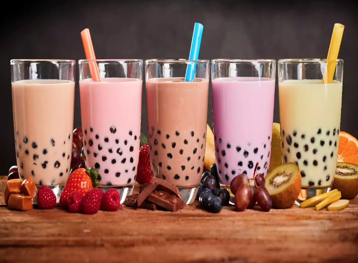 Bubble Tea Mekanları