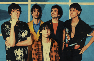 JUST ANNOUNCED: The Strokes are playing an intimate London show next week