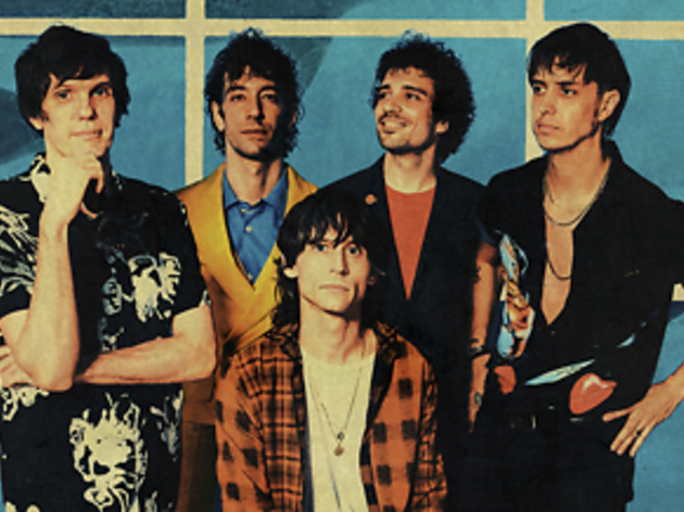 The Strokes are playing an intimate London show next week