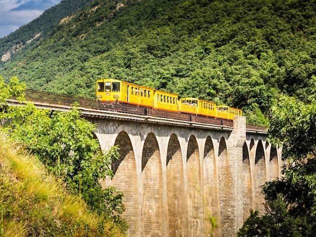 El tren groc o canari