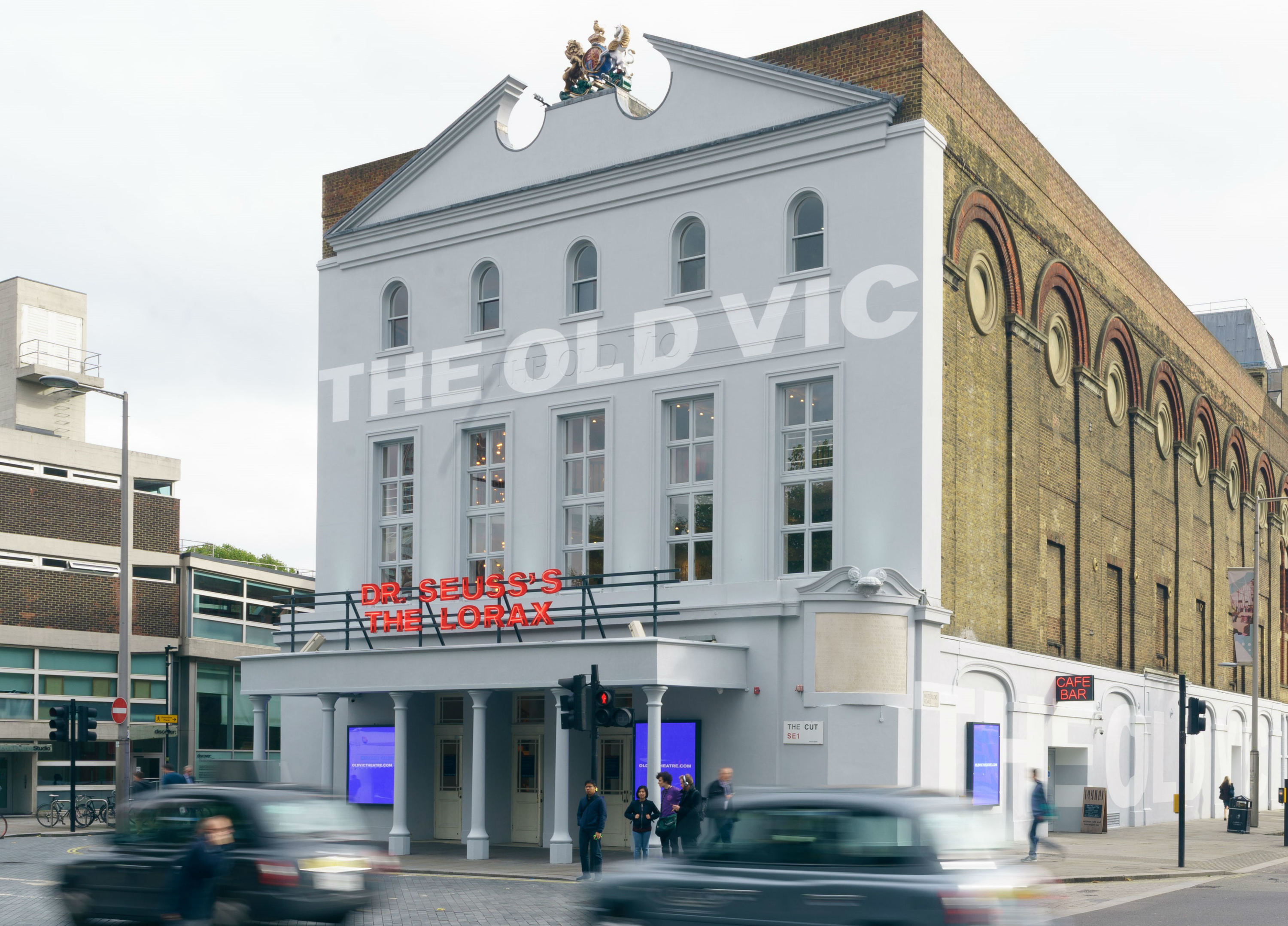 <p>The Old Vic</p>