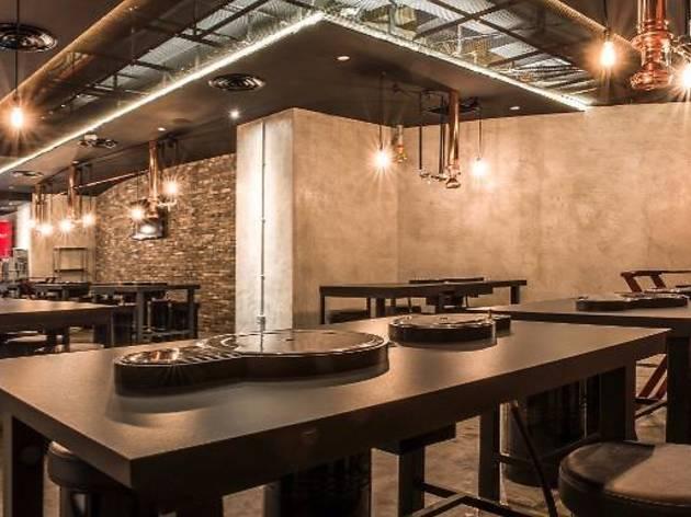 8 Korean BBQ - Shaw Centre
