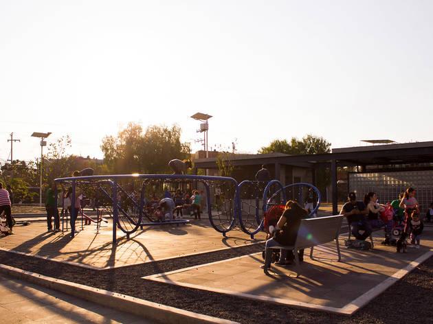 Parque Cantera (Foto: Mattza Tobón)