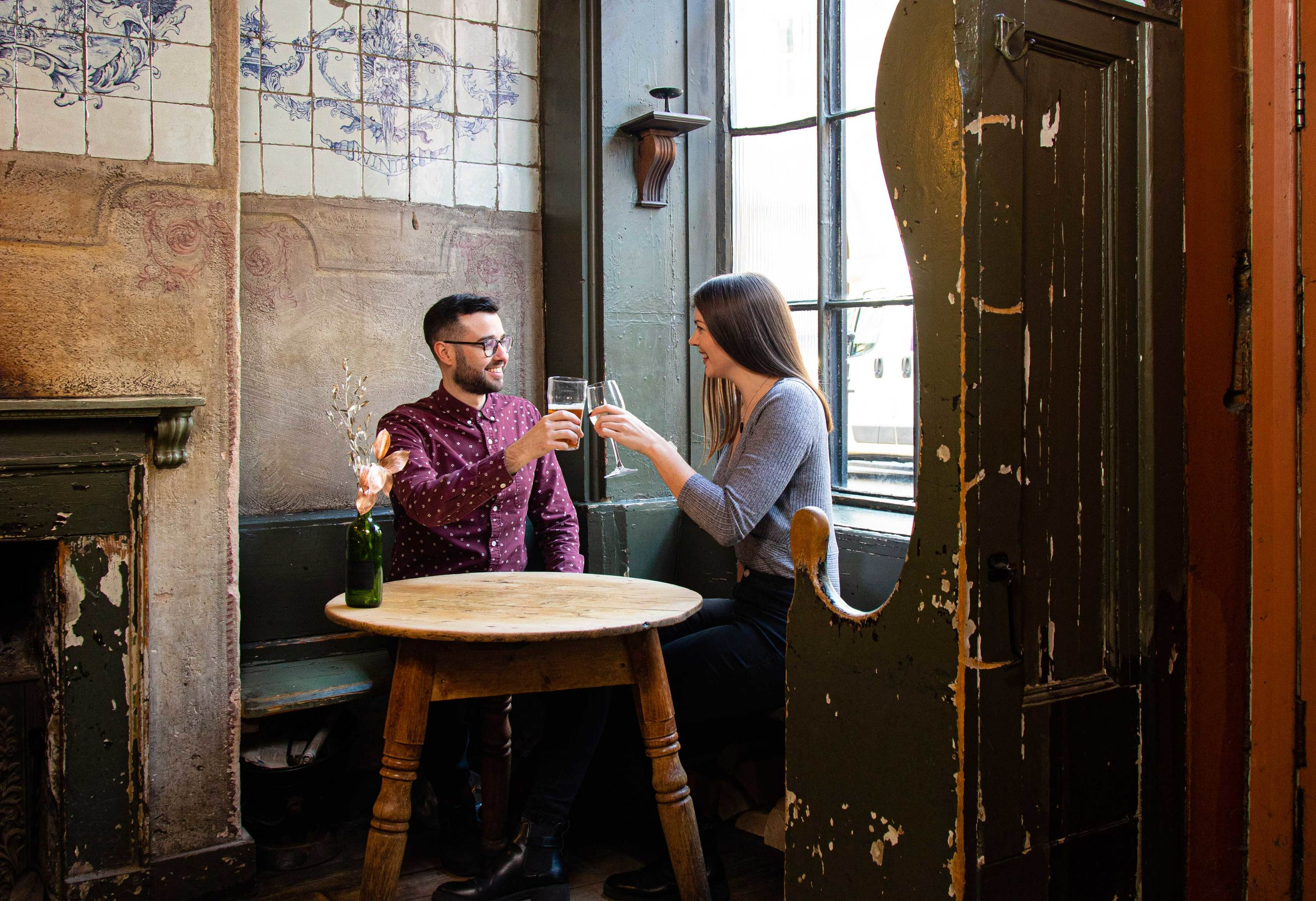Why London's pubs are the best date locations