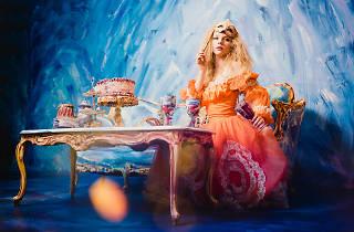 Immersed In Wonderland