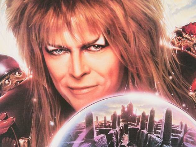 'Labyrinth' screening and 80s Party