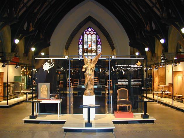 Musée des maîtres et artisans du Québec