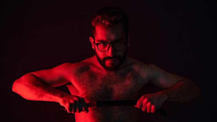Masajista homoerotico Andrés Sánchez