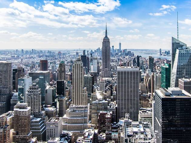 Is New York still the absolute best city in the world? Help us find out