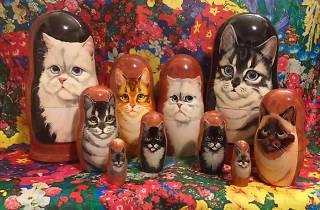 POMPOMCAT ネコのいる暮らし展Vol.7 〜California Cat Lifestyle〜