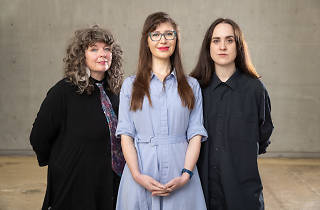 Katthy Cavaliere Suspending Moment Fellowship