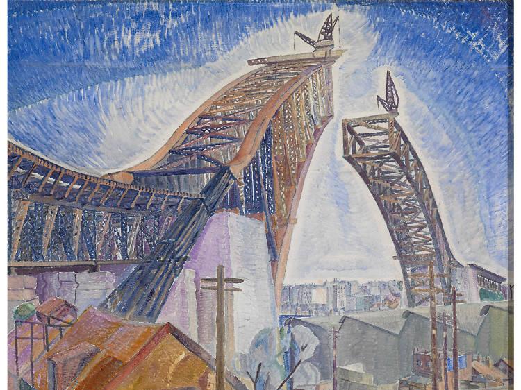 Grace Cossington Smith, 'The Bridge in Curve' (1930)