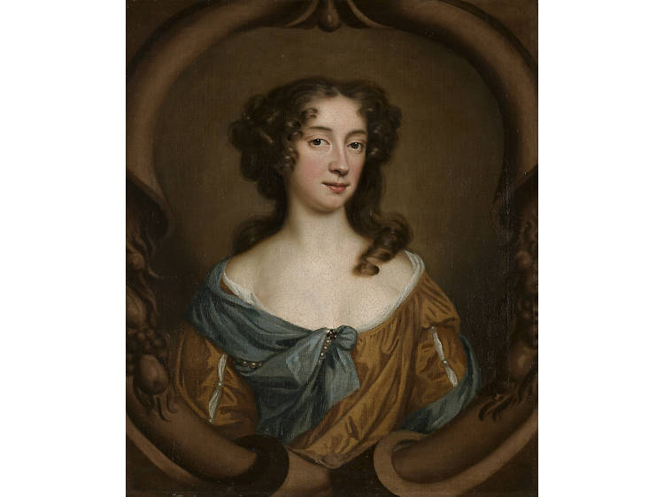 Mary Beale, 'Portrait of a Lady' (c 1680)