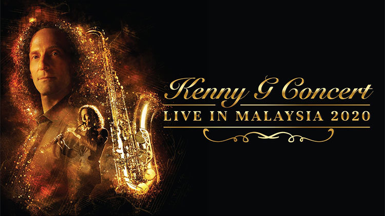 Kenny G at the Arena of the Stars | Arena of Stars | Things to do in Kuala Lumpur