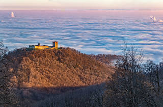 View from Sljeme