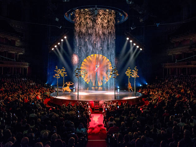 30% off tickets to Cirque du Soleil 'Luzia' at the Royal Albert Hall