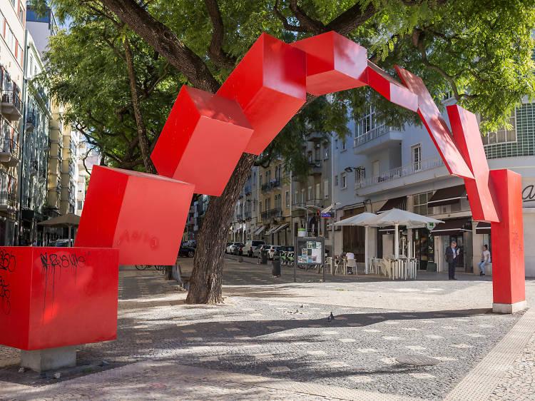 Escultura para Espaço Urbano I