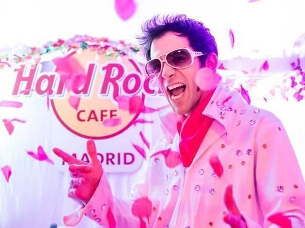 Elvis Presley Hard Rock