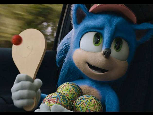 Sonic: O Filme (2020)