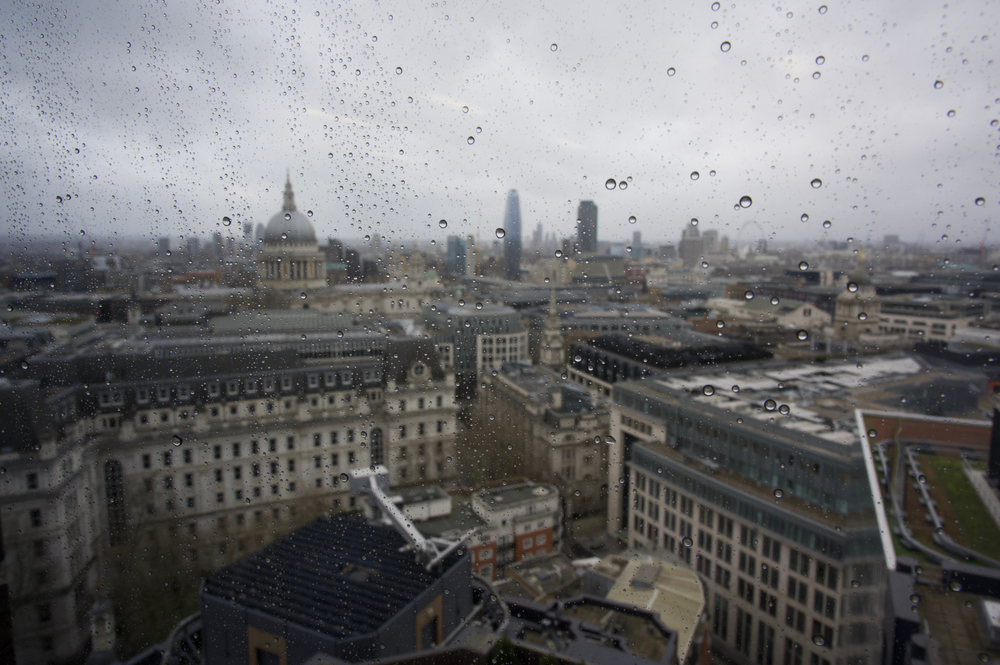 London is getting ANOTHER storm this weekend