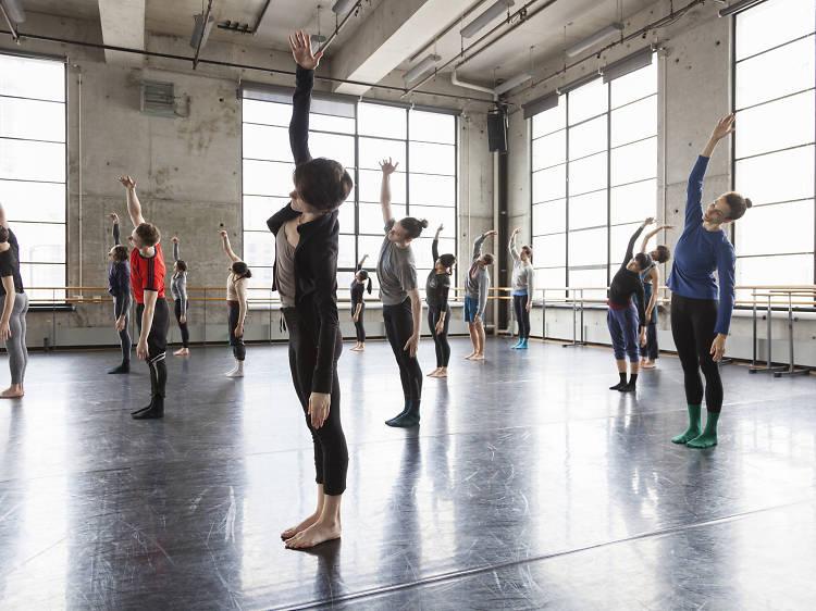 Cunningham Technique at City Center Studios