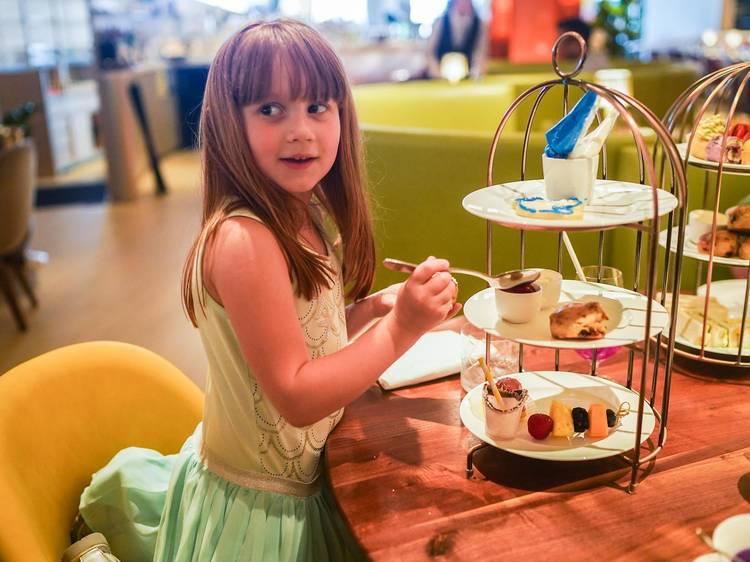 Theme Restaurants for Families