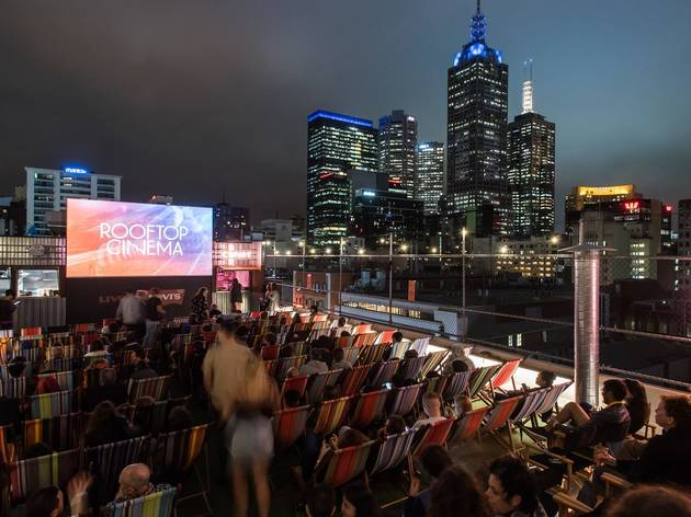 Rooftop Cinema (Photograph: Supplied)
