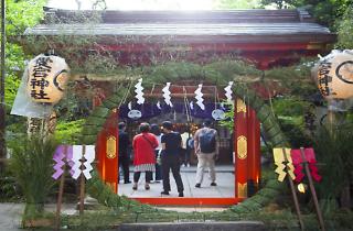 千日詣り ほおづき縁日