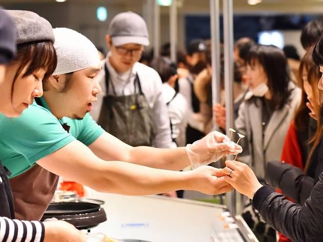 Hokkaido Cheese Expo