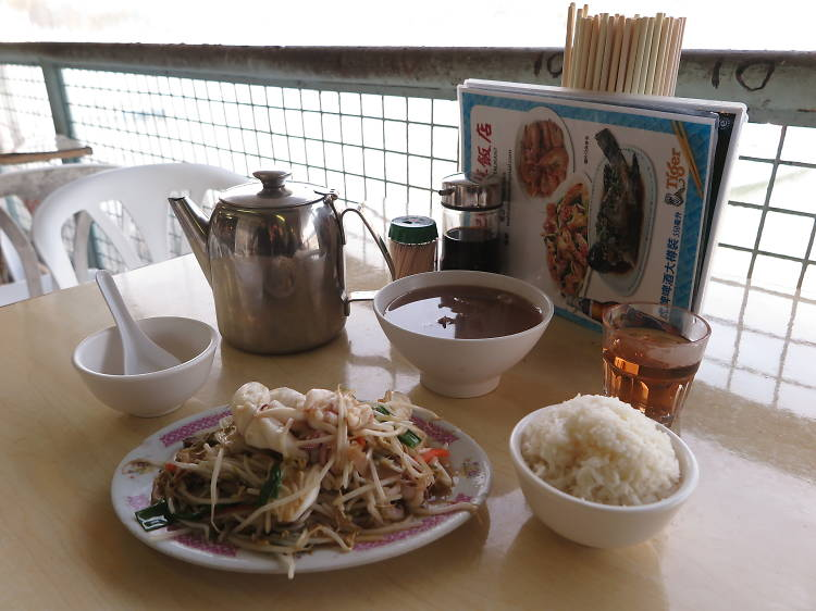 華記海鮮飯店:鑊氣小炒