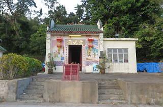 Mui Wo Man Mo Temple-Anthony13-02-2020