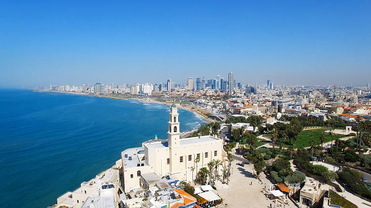 Tel Aviv from A to Z