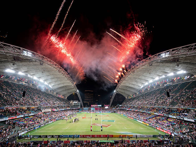Cathay Pacific/HSBC Hong Kong Sevens 2019-PR-13-02-2020