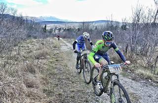 Giant MTB Zimska liga - XC Z Bičikletu V Roč/ Giant MTB Winter League - XC With Bike to Roč