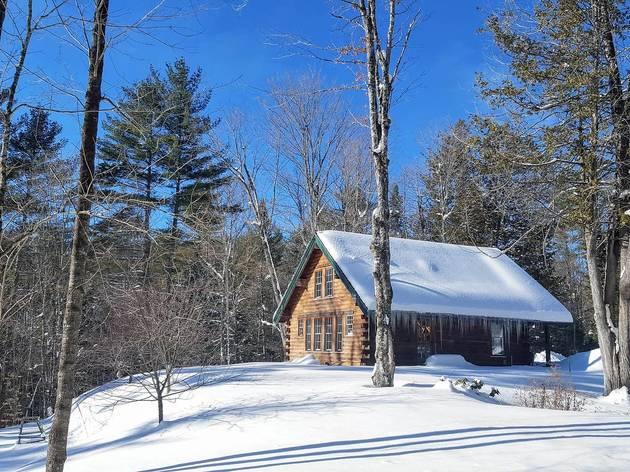 NE cabin