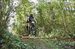 Cross-country Olympics biking
