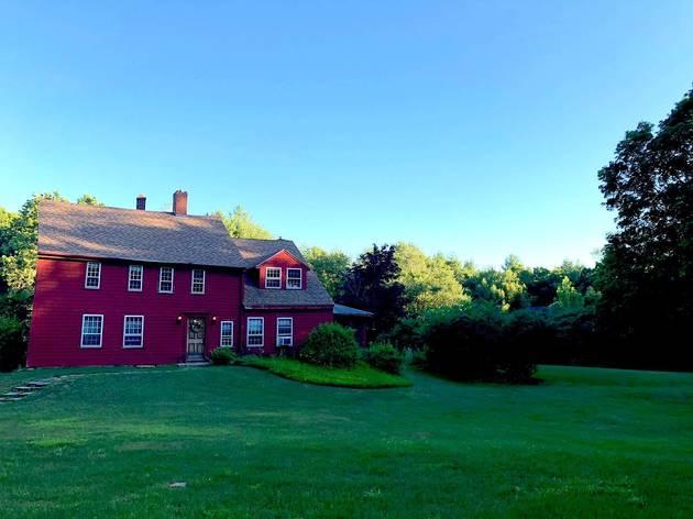 NE farmhouse