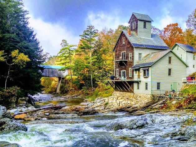 The best Airbnb venues in New England