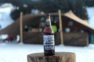 San Miguel Snow Beer
