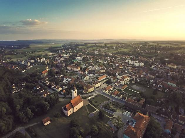 Town of Pakrac