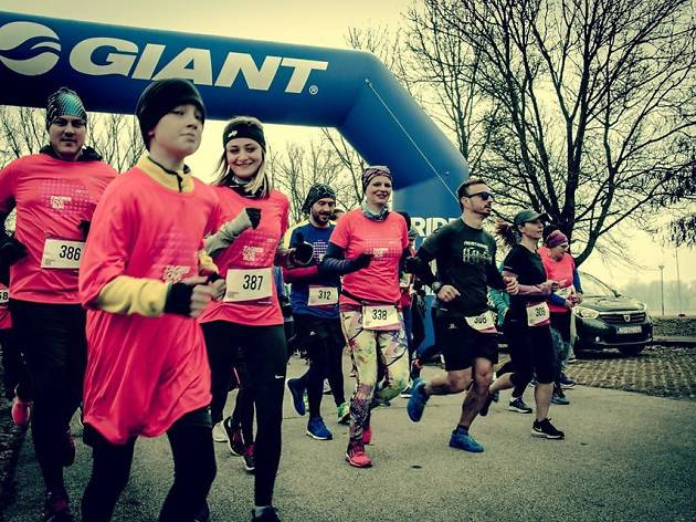 Zagreb Love Run
