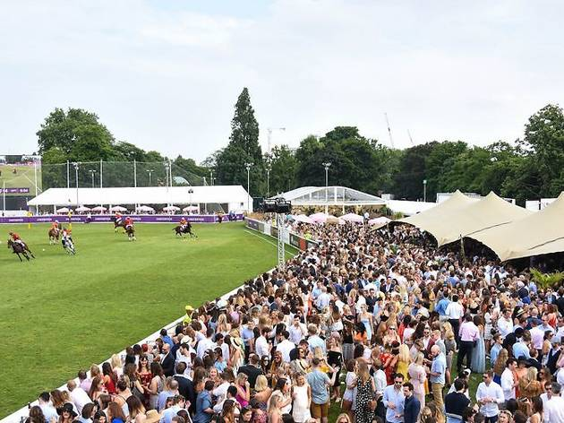 Up to 22% off tickets to Chestertons Polo in the Park