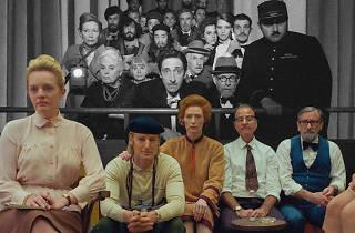 Escena del trailer 'The French Dispatch'