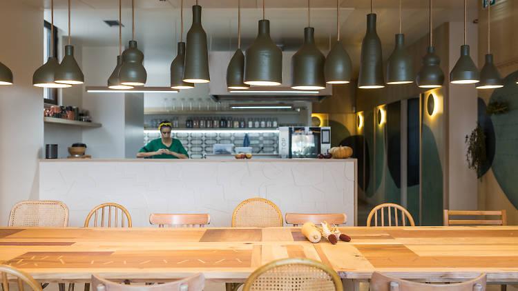 Restaurante, Vegetariano, Kitchen Dates