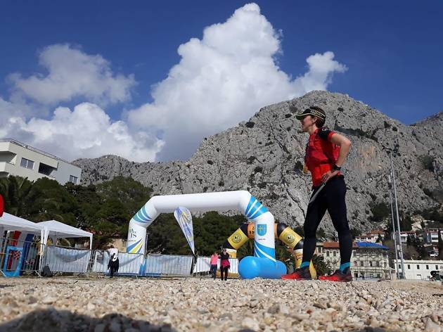 Imbertrek Trail Marathon