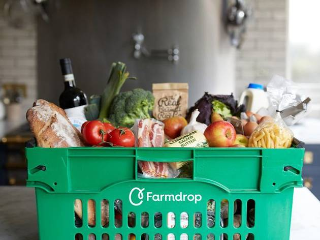£35 off your first order with Farmdrop