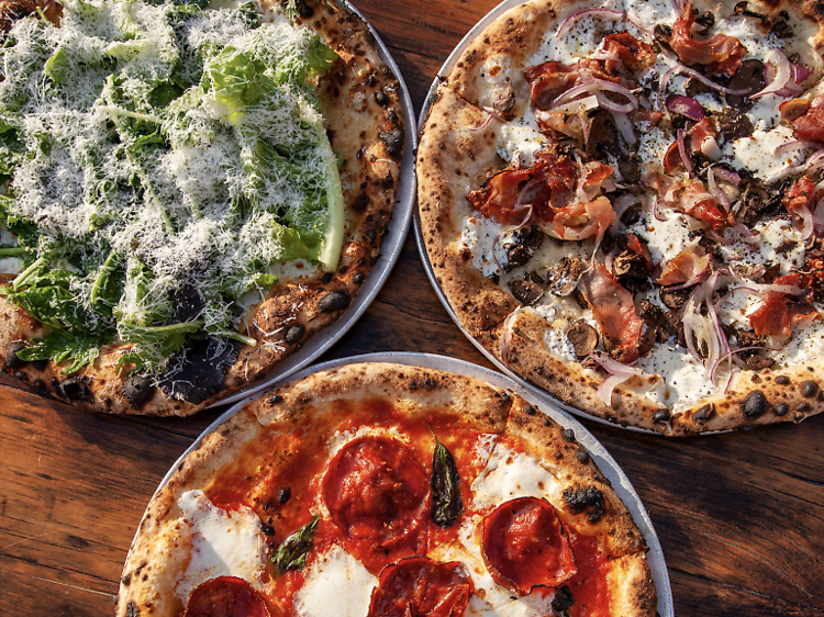 Nosh on the Best Pizza in New York