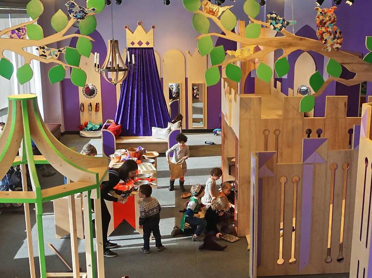 Top children's museums
