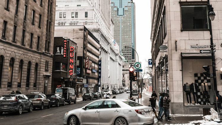 Montreal by Car