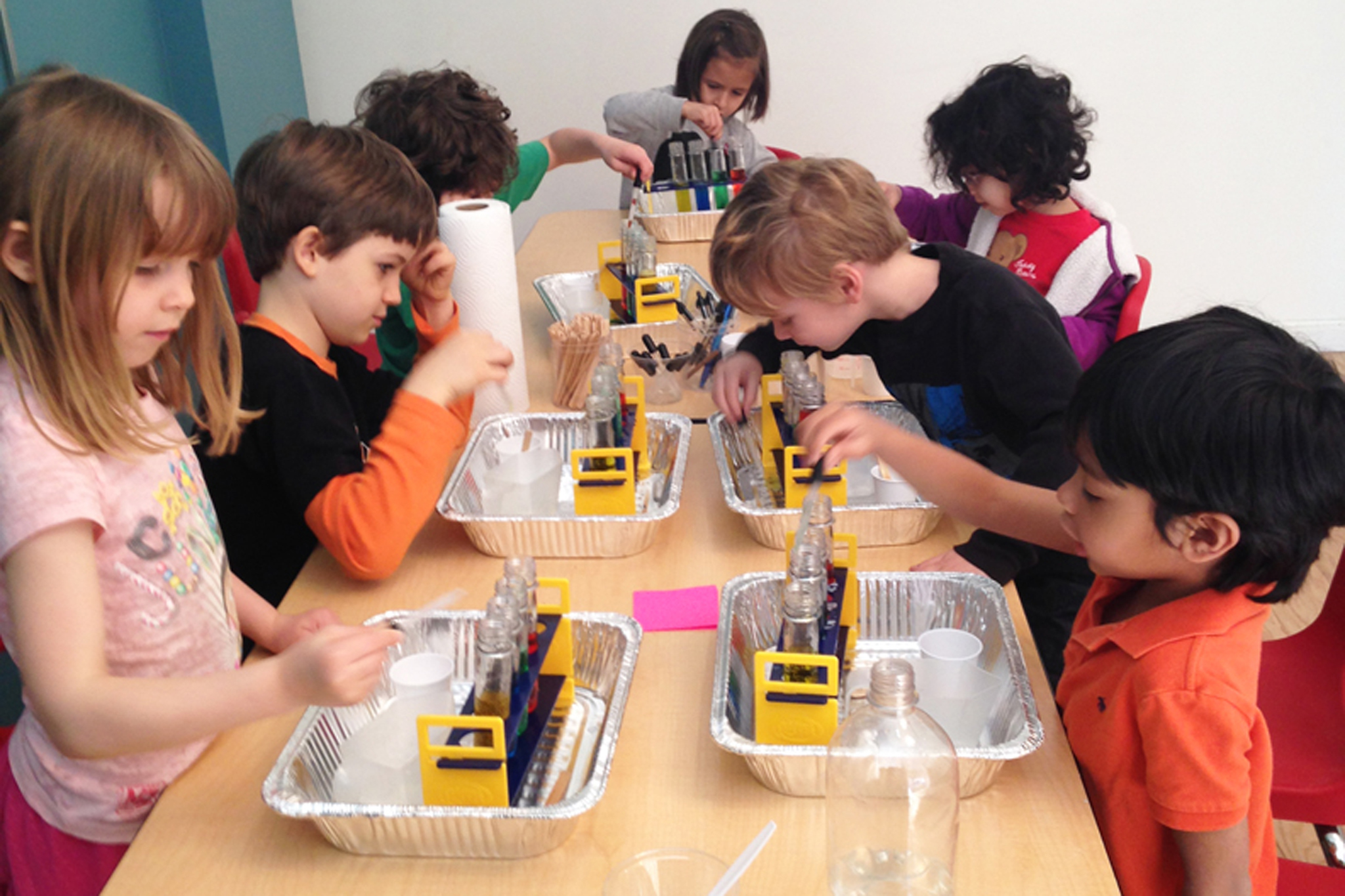 2020 Math/science camps